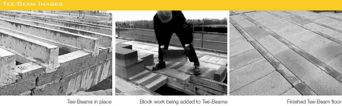 tee beam images